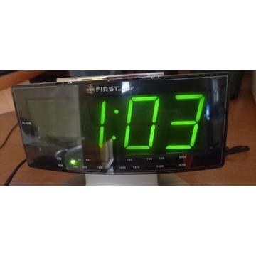 Budzik zegarek snoze radio AM/FM