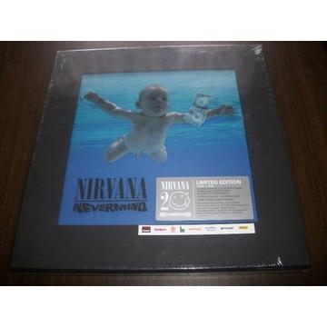 NIRVANA - NEVERMIND / 4CD+DVD / BOX DELUXE