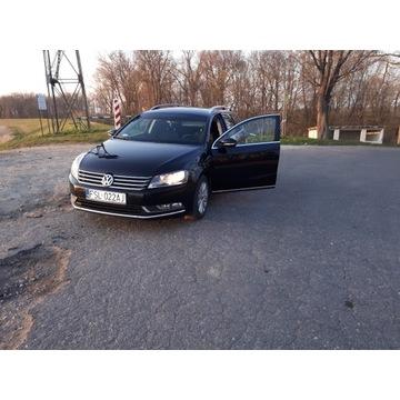 VW PASSAT VARIANT 2.0TDI CR 2013ROK