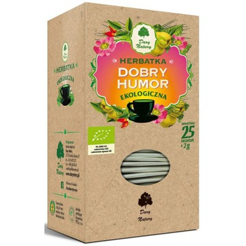 Herbata Dobry Humor,  Dary Natury
