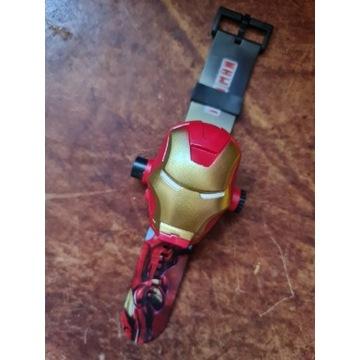 Zegarek dla dzieci Iron Man