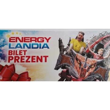 Bilet do Energylandii od 140cm.