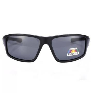 Okulary przeciwsłoneczne polaryzacyjne 100%