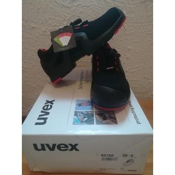 UVEX 1 x-tended support półbuty ochronne  r,39