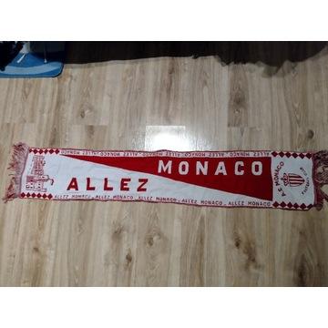 szalik AS Monaco - oryginał