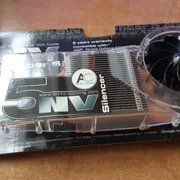Chłodzenie NV SILENCER 5 (rev. 3)