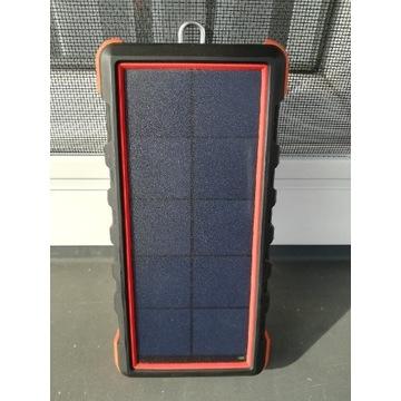 Wodoszczelny Powerbank Solarny OUTXE IP67 24000mAh
