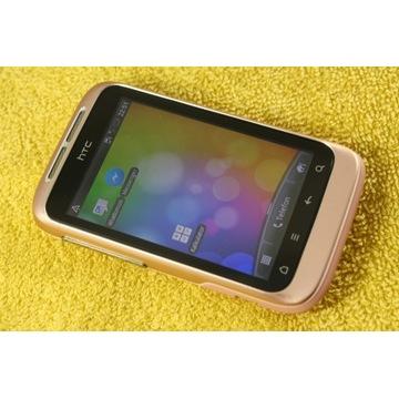 JAK NOWY!! HTC WILDFIRE S PINK ROSE -MIKROSMARTFON