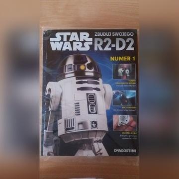 R2-D2. DeAgostini. Star wars. Numer 1