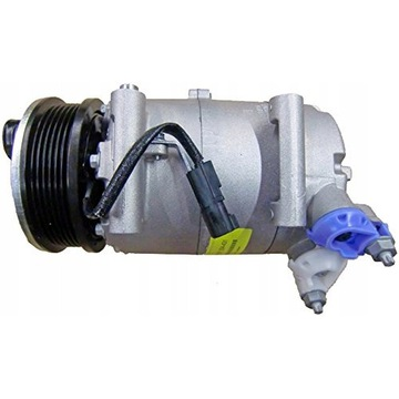 Nowa sprężarka klimatyzacji HELLA  (Focus, C-max)