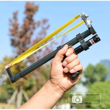 Proca teleskopowa z laserem nie kusza nowy model