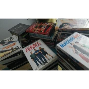 Oryginalne filmy na DVD - zestaw 69 płyt