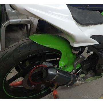 Kawasaki ninja 250r nadkole tylny błotnik