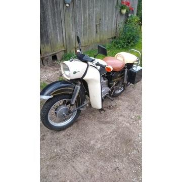 Motocykl MZ trophy 250
