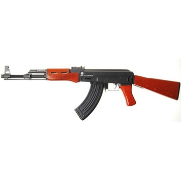 Kalashnikov AK47 Full Metal & Wood AEG Blow Back