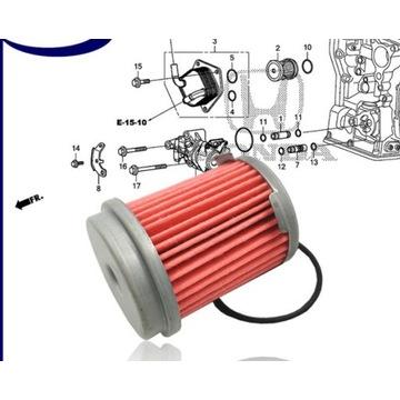 Honda Odyssey filtr oleju skrzyni biegów automat