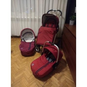 Wózek Mutsy Sport Baby 01 Team