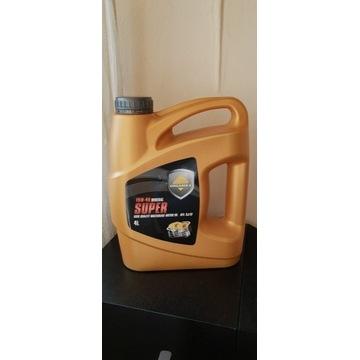 Olej silnikowy 15W-40 Mineral Super 4 L.