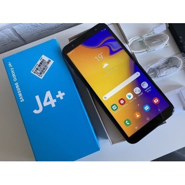 Samsung Galaxy J4+ Dual Sim Black