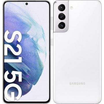 Samsung S21 5G 128GB Biały/Szary/Różowy