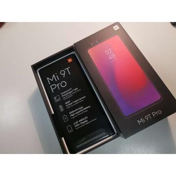 Xiaomi Mi 9T PRO, nowy, 6GB + 128 GB, niebieski