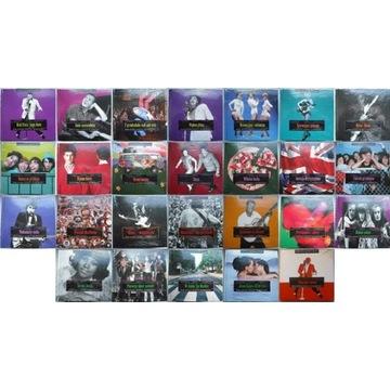 26 CD: Gwiazdy-idole-przeboje/Baw się razem z nami