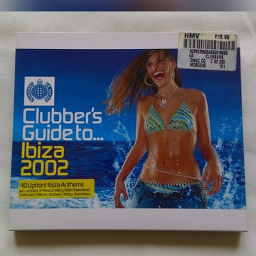 Ministry of Sound - Clubber's Guide to Ibiza 2002