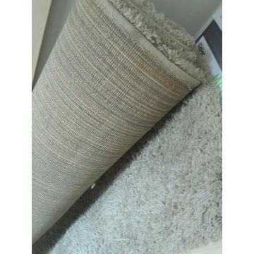 Dywan Shaggy kremowy 160x230