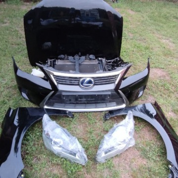 Przód Lexus CT 200H