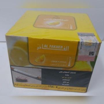 Tytoń / melasa - SHISHA - AL FAKHER cytryna