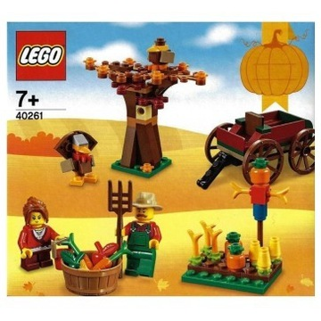LEGO 40261 - Thanksgiving Harvest