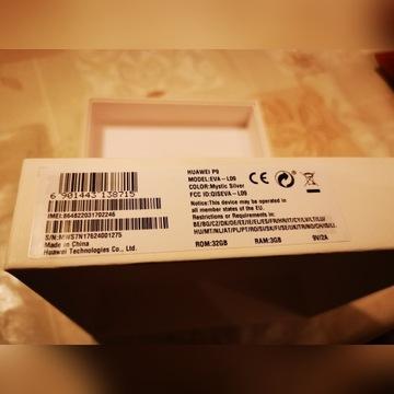 Huawei p9 32gb nowy