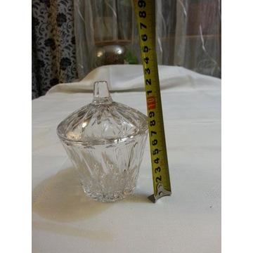 szklana solniczka 12 x 9
