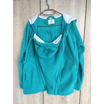 Bluza dla dwojga M Froggy Style turkus
