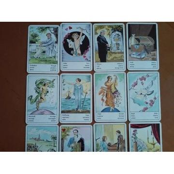 Wróżba- Karty cygańskie