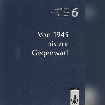 """Wyd. Klett """"Von 1945 bis zur Gegenwart"""""""