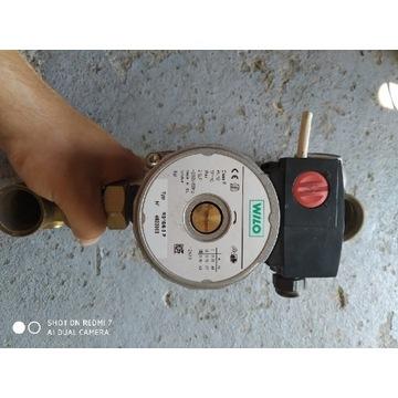 Pompa obiegowa WILO RS15/6-3P do co, podlogowki