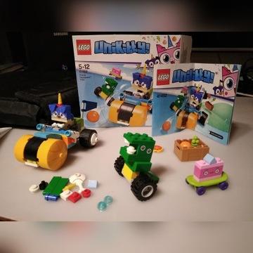 Lego Unikitty Rowerek Księcia Piesia Rożka 41452