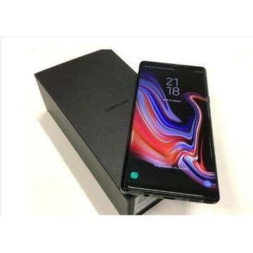 Samsung Galaxy Note 9 Czarny N960F/DS 8/512GB