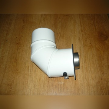 Adapter - kolano koncentryczne fi 60/100