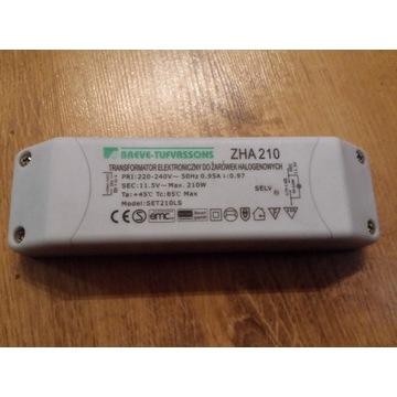 Transformator elektroniczny ZHA 210 W