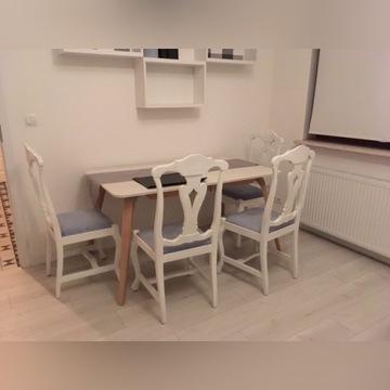 krzesło secesja antyk