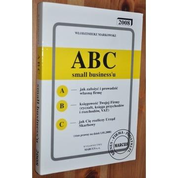 ABC small business'u 2008- Włodzimierz Markowski