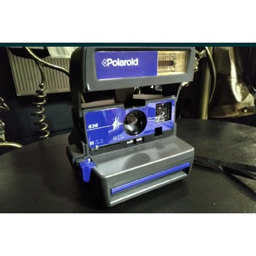Polaroid square aparat natychmiastowy originals
