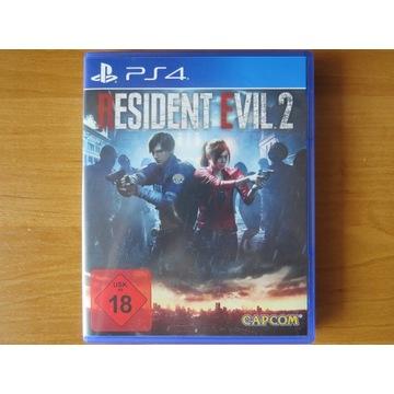 Resident Evil 2 Remake - PS4 - PL
