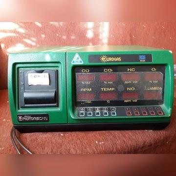 Analizator spalin Eurogas 8020
