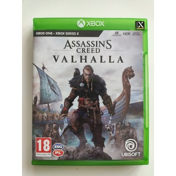 Assassin's Creed Valhalla Xbox One Series S/X