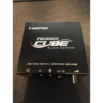 Audiotrak Prodigy Cube BE + V4i-D Dual Op Amp