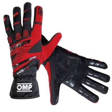 Rękawiczki OMP KS-3 NOWE ROZM. M