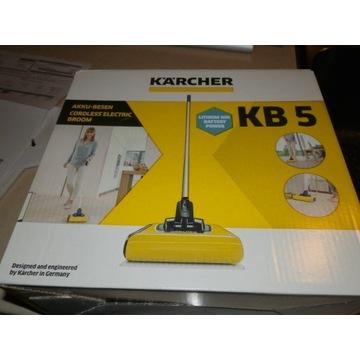 Szczotka akumulatorowa Karcher